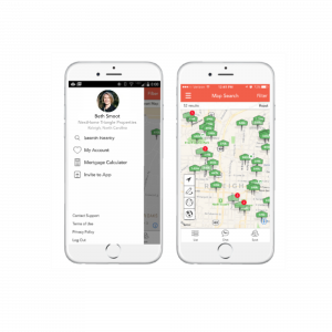 BYS HomeSpotter buyer interface