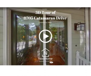 3D Tour of 875 Catamaran Drive
